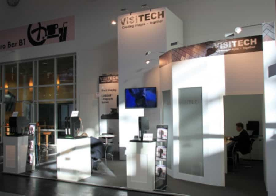 Productronica show a great success for Visitech